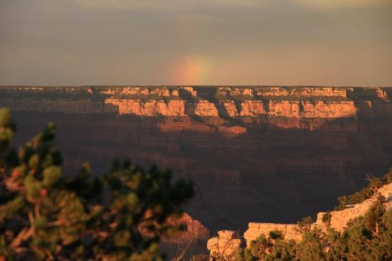 Grand Canyon 2010 Rainbow