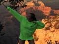 Grand Canyon 2010 Amanda. The Pose