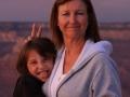 Grand Canyon 2010 Molly & Marla